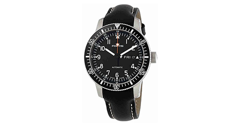 fortis official cosmonauts automatic mens watch