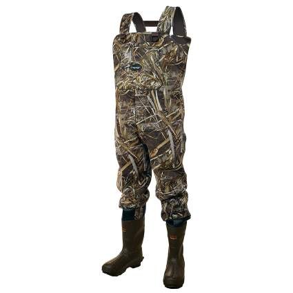 frogg toggs, waders, neoprene, hunting, duck hunting