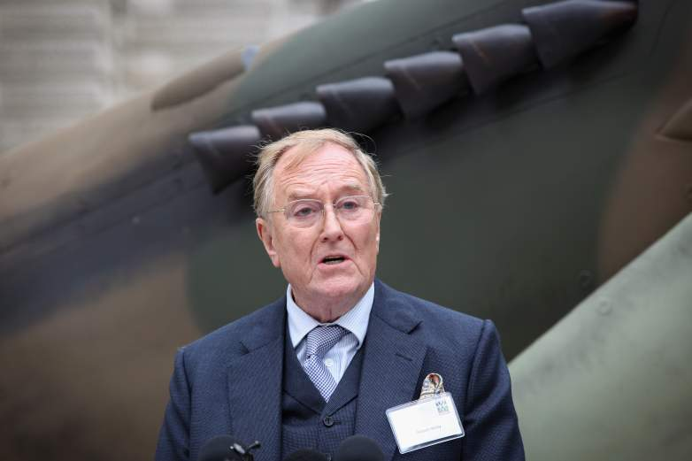 Robert Hardy Dead, Harry Potter Actor Dead
