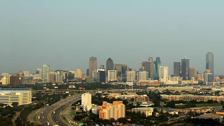 Hurricane Harvey Dallas Texas