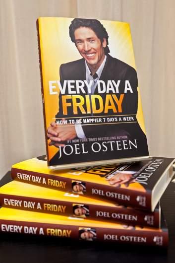 Joel Osteen net worth