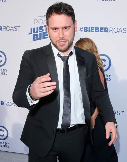 Scooter Braun governor