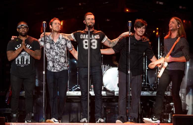 Maroon 5, Maroon 5 Lead Singer, Maroon 5 Adam Levine, Maroon 5 Band Members Names