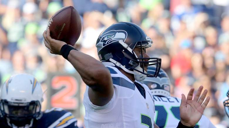 seattle seahawks, la los anageles chargers, what time, start, tonight, tv channel