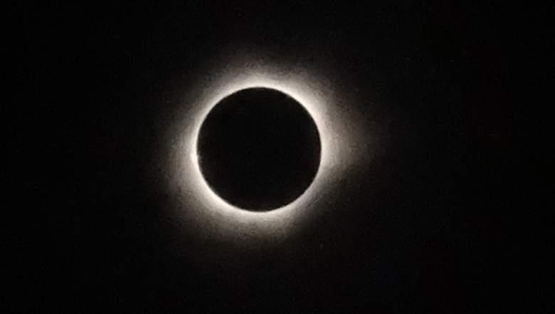 solar eclipse, total solar eclipse
