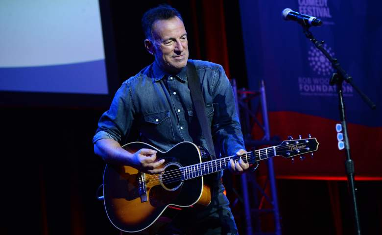 Bruce Springsteen Broadway tickets