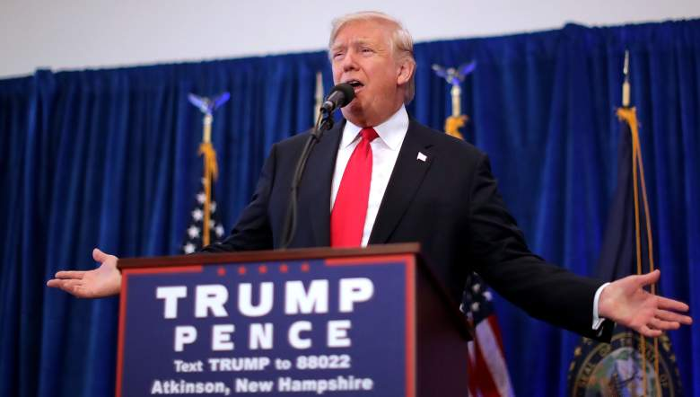 Donald Trump New Hampshire results, Donald Trump fact check, Donald Trump New Hampshire, Donald Trump won New Hampshire