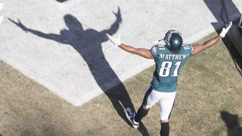 Jordan Matthews, Jordan Matthews Fantasy Value With Bills, Outlook, Updated Projection, Fantasy Football WR Rankings