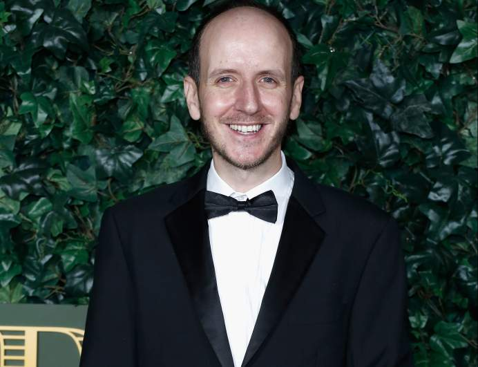 Jack Thorne, Jack Thorne old vic theater, Jack Thorne red carpet