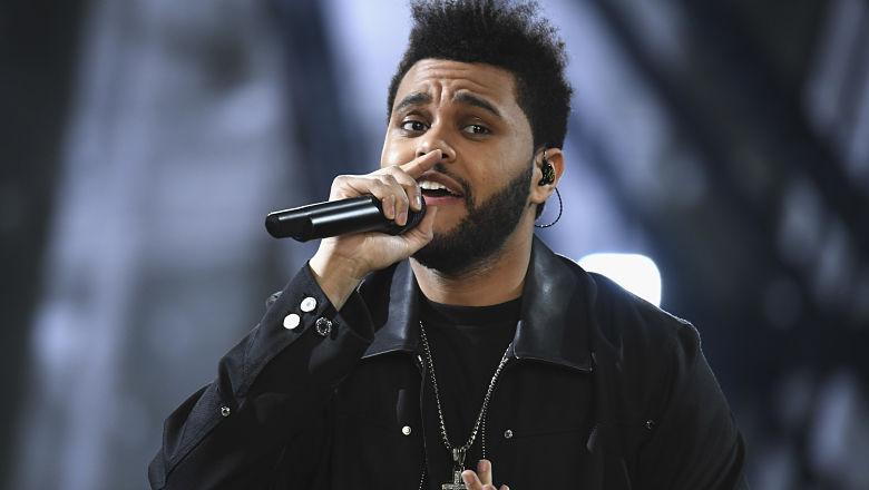 The Weeknd VMAs