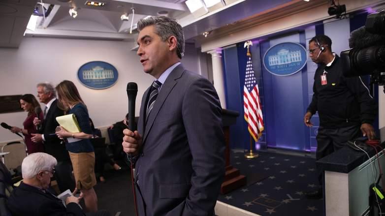 Jim Acosta CNN, Jim Acosta Fake News, Jim Acosta bio, Jim Acosta age