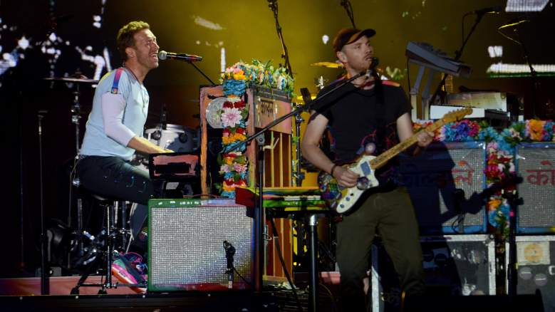 Coldplay concert cancelled, Coldplay Houston cancelled, Hurricane Harvey events cancelled