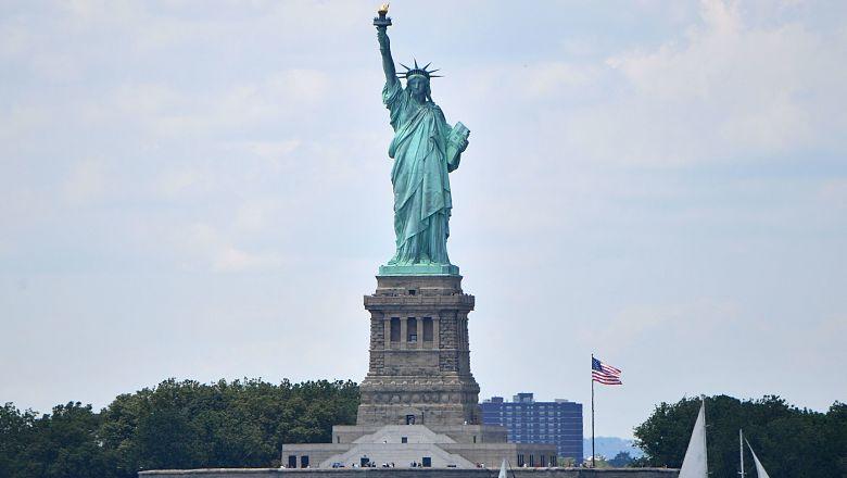 Statue of Liberty poem