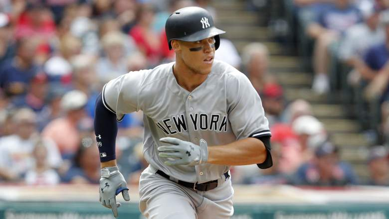 Best Baseball nicknames, Best Baseball nickname jerseys, Aaron Judge nickname