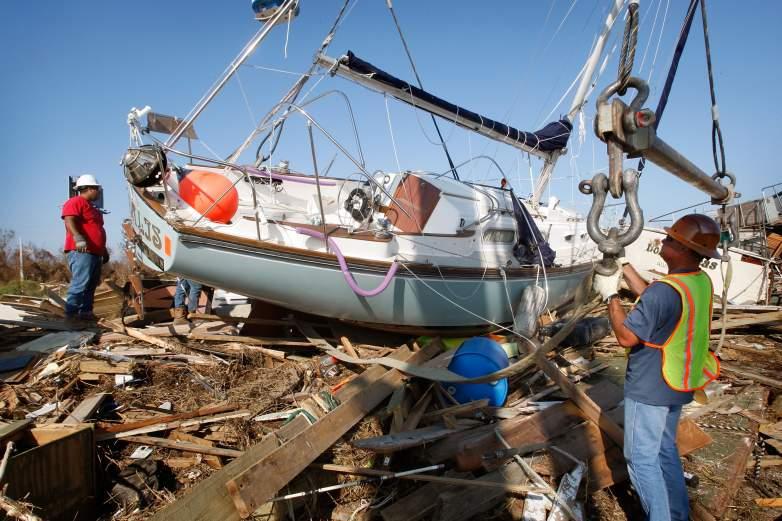 last hurricane to hit Texas, Hurricane Ike, Hurricane Ike Texas