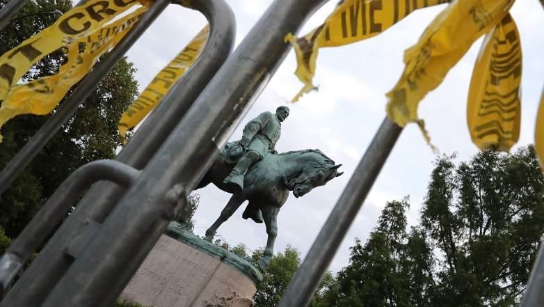 lee statue charlottesville