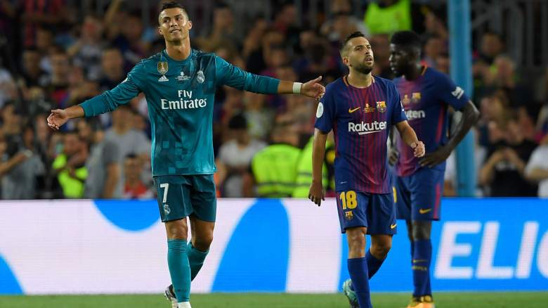 Real Madrid Live Stream, USA, Free, Without Cable, Fubo TV or Sling TV, La Liga 2017 Streaming