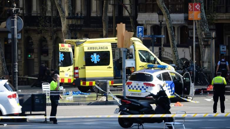 Barcelona Terror attack, Barcelona Attack, Donald Trump Barcelona reaction