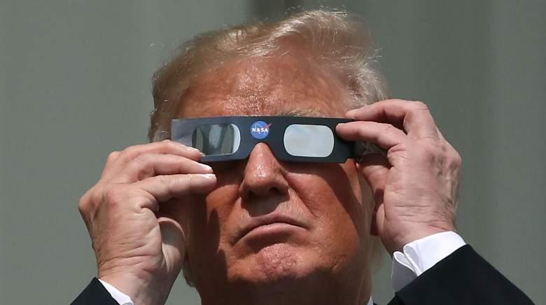 donald trump, solar eclipse, memes, funny, photos