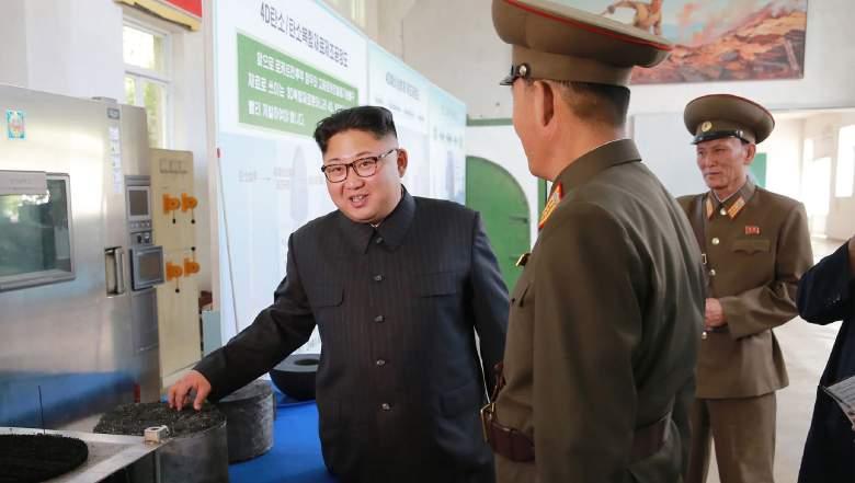 Kim Jong Un missiles, North Korea Japan Missiles, North Korea