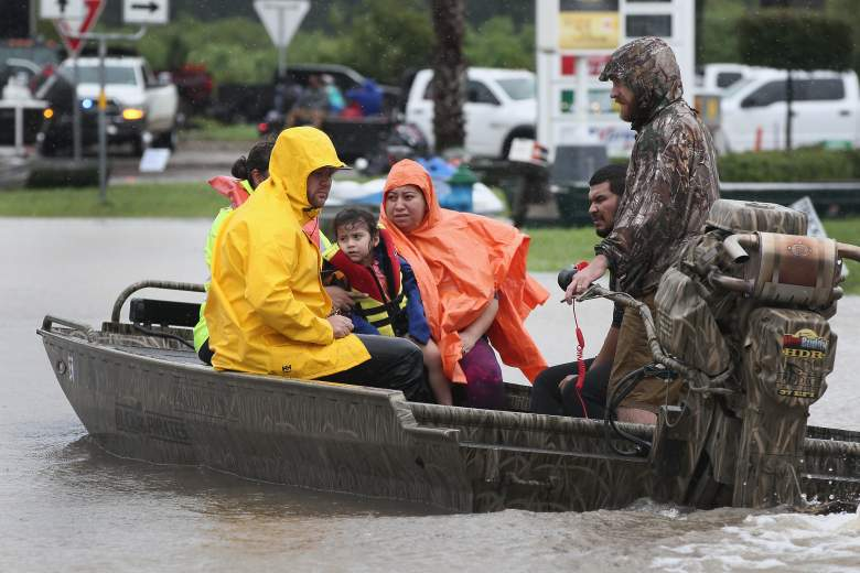 Cajun Navy Hurricane Harvey, Cajun Navy