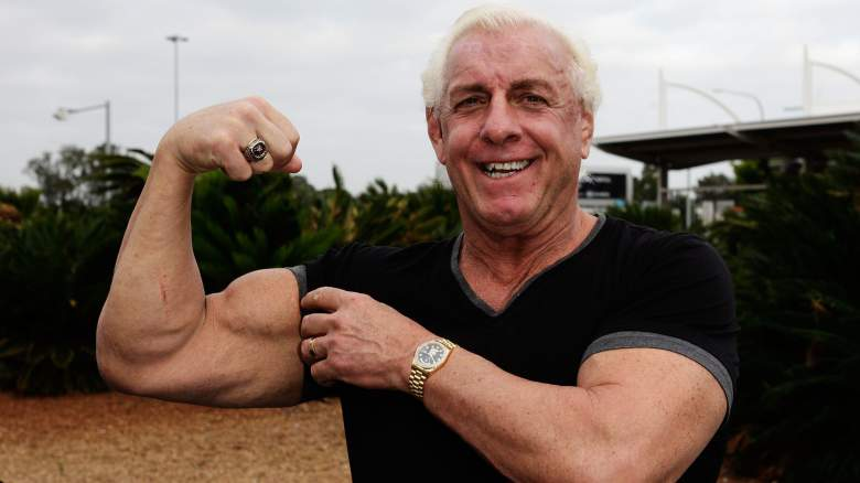 Ric Flair Wooo, Ric Flair catchphrase, Ric Flair phrase