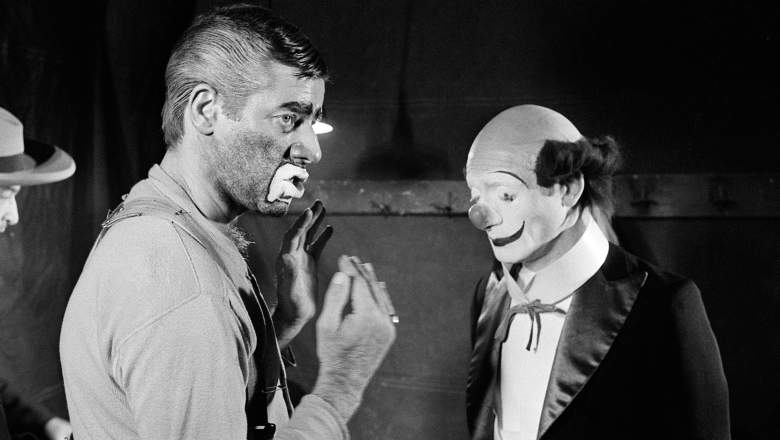 The Day The Clown Cried release date, The Day The Clown Cried video, Jerry Lewis clown movie, Jerry Lewis unreleased movie