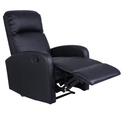 leather recliner, home theater recliner