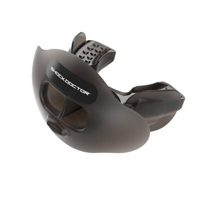 shock coctor mouthguard with lip protection