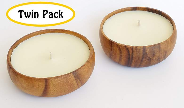 best smelling candles, vanilla candle
