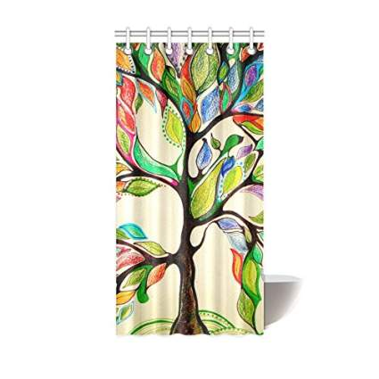 shower stall curtains, colorful shower curtains