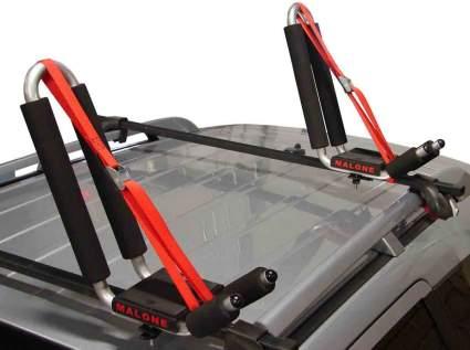 malone, kayak rack, kayak, roof rack