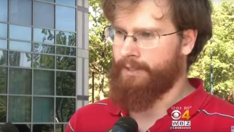 John Medlar, Boston Free Speech Rally Organizer, Boston white supremacists rally