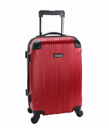 kenneth cole hardside spinner, best hardside luggage, best travel hardside bags, best hardside baggage
