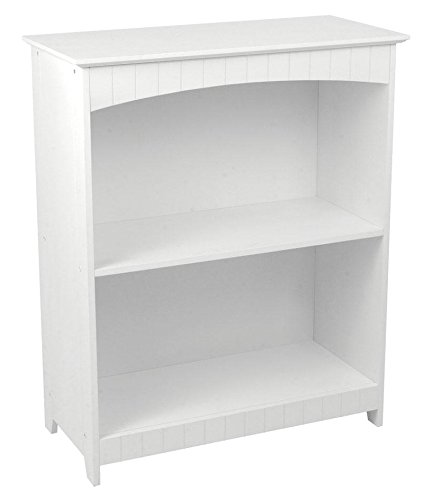 small bookcase, kids bookcase, white bookcase