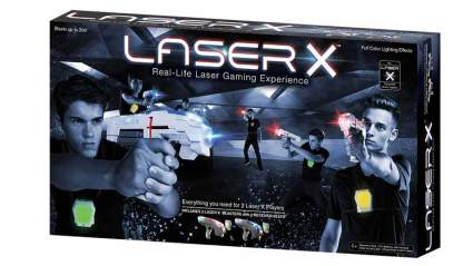 laser x real life gaming