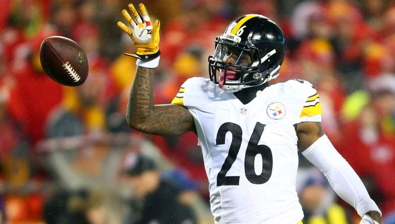 le'veon bell, week 5, fantasy football