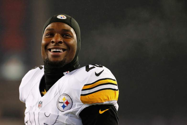 Le'Veon Bell, contract, offer, 12 million, steelers