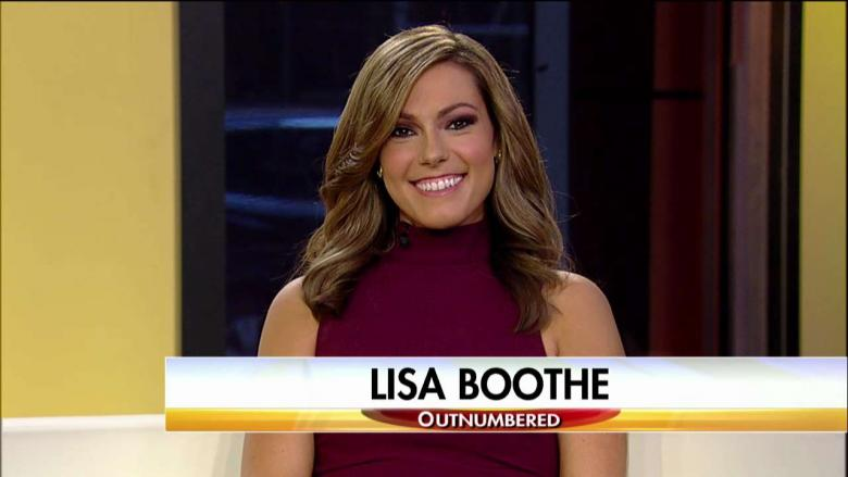 Lisa Boothe fox, Lisa Boothe fox news, Lisa Boothe outnumbered