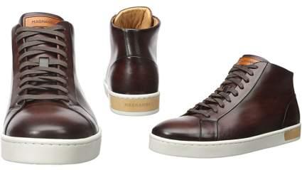 dress sneakers for men, dress sneakers, expensive sneakers, sneakers for men, magnanni