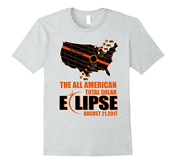 Eclipse Chasers Shirts By NHT&C , solar eclipse, totality, eclipse, 2017