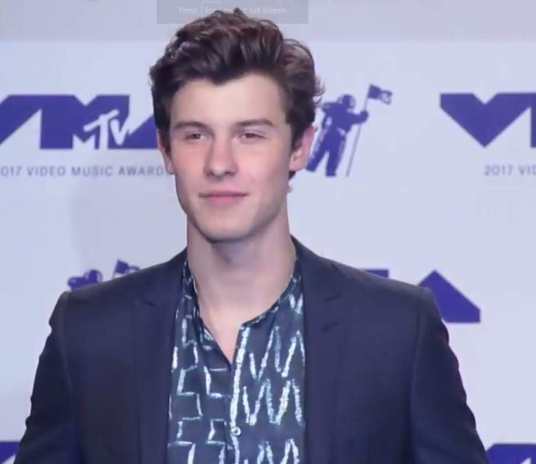 Shawn MEndes red carpet, Shawn Mendes VMAs red carpet, Shawn Mendes VMAs