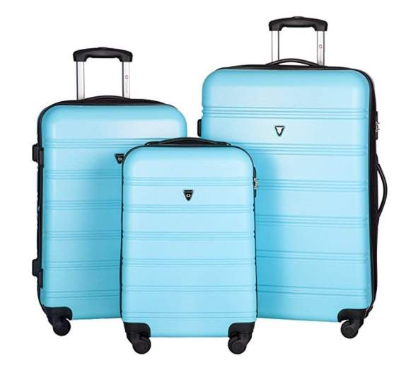 merax travelhouse luggage set, best cheap luggage, best cheap baggage, best affordable luggage baggage