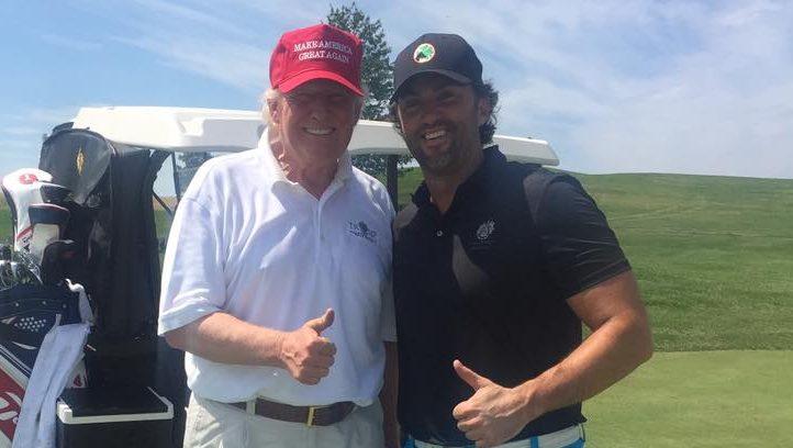 Mike Fazio Trump, Donald Trump golfing friends, Donald Trump vacation, Michael Fazio Prime Staffing
