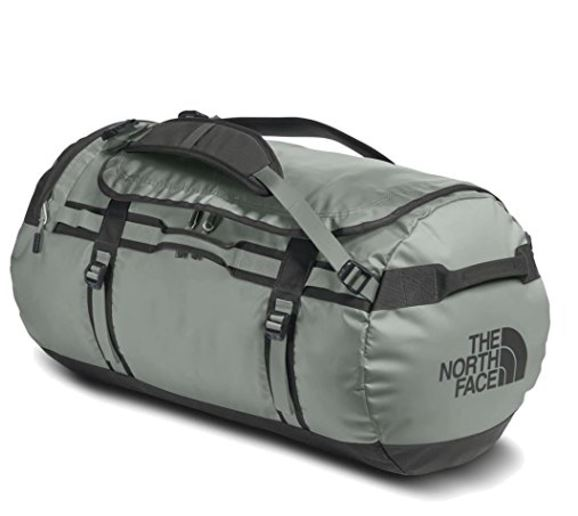 North Face medium duffel, best nice luggage, best nice travel bags, best nice carry on