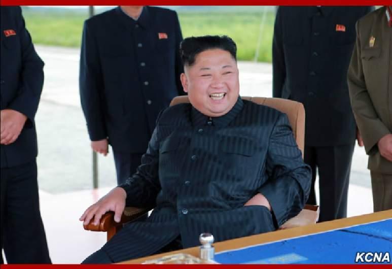 Kim Jong Un new photo, North Korea Missile launch, Kim Jong Un photo