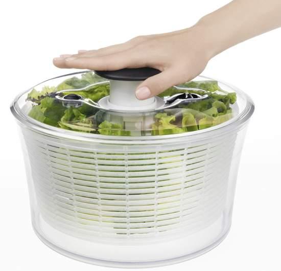 salad spinner, oxo salad spinner