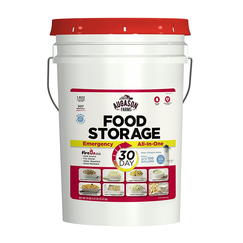 augason farms, food storage, emergency prep, rations