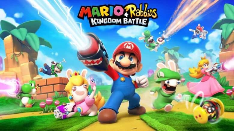 Mario + Rabbids Kingdom Battle review, Mario + Rabbids Kingdom Battle, Mario + Rabbids rpg