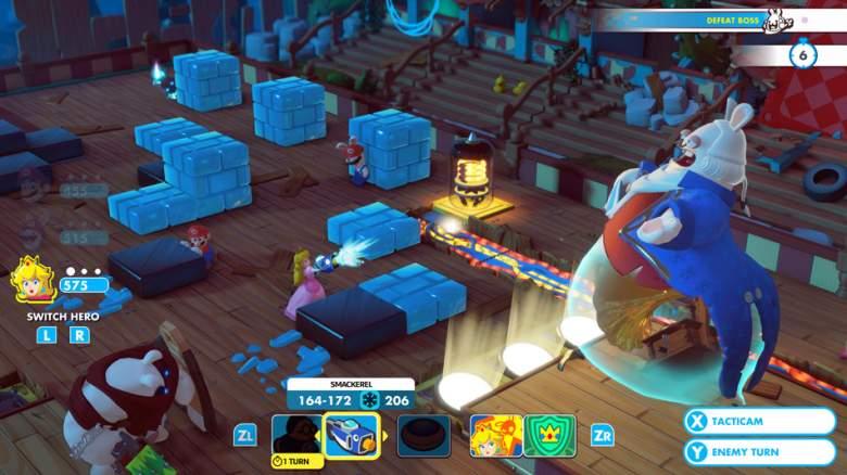 Mario + Rabbids Kingdom Battle boss guide, Mario + Rabbids Kingdom Battle bosses, Mario + Rabbids Kingdom Battle